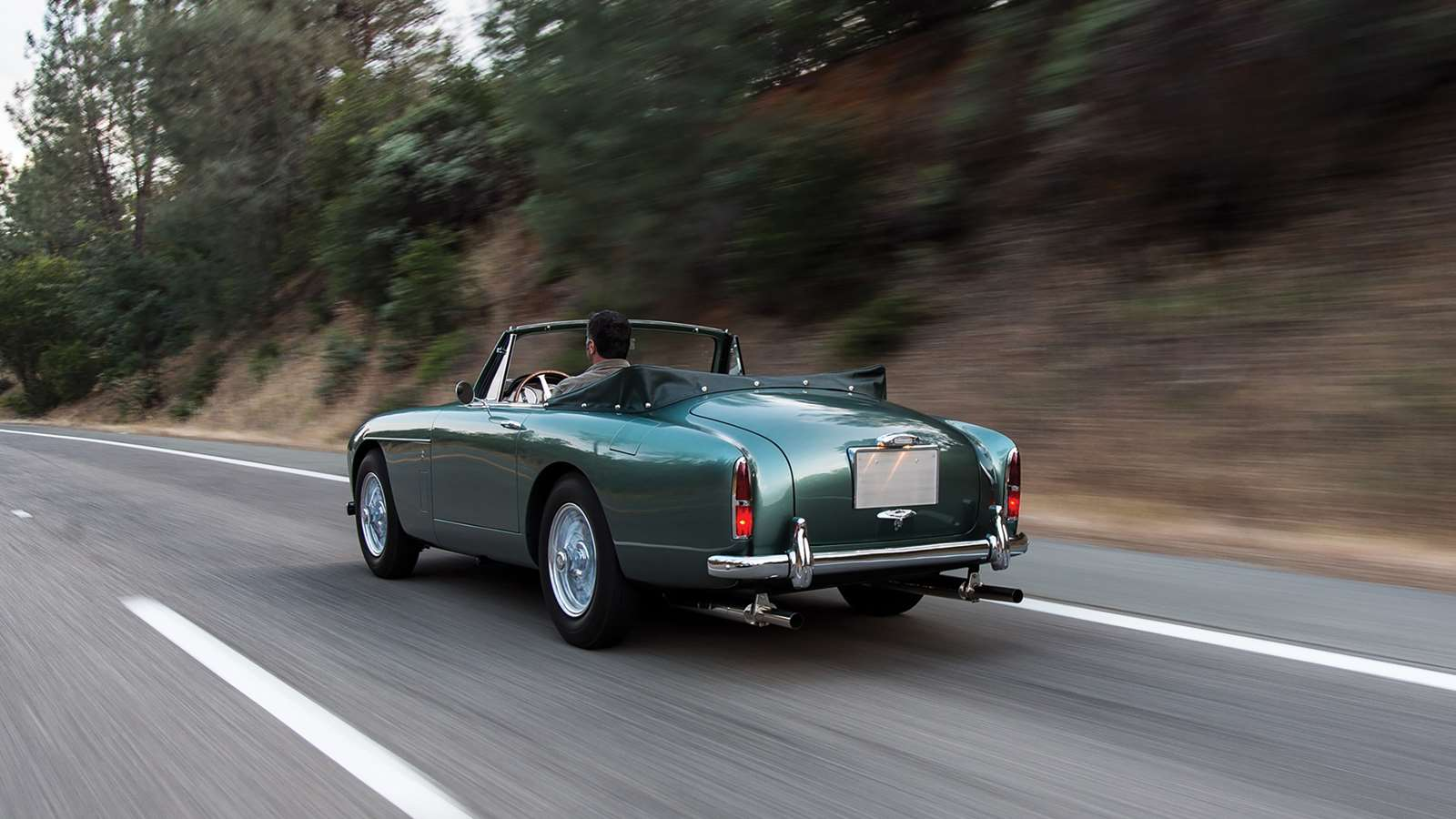 The Db2 4 Mkiii Drophead Coupe Is Still The Ultimate Convertible Aston