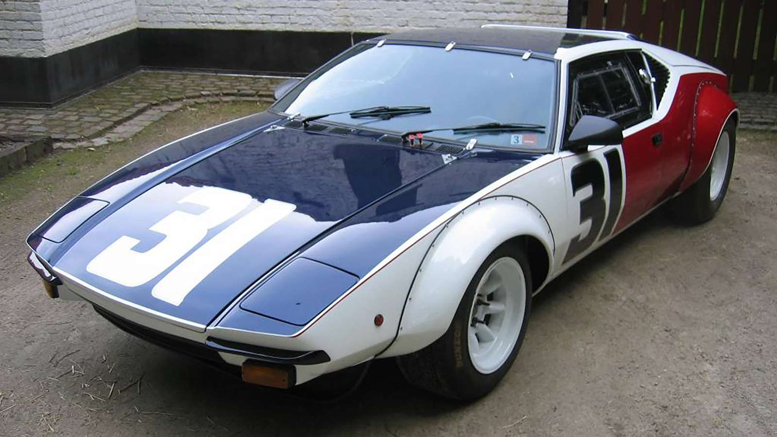 Dan Trent Is The De Tomaso Pantera The Best Value 70s Supercar