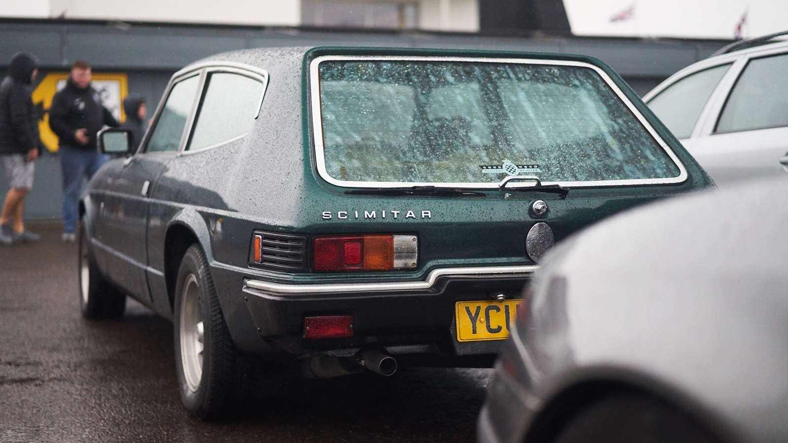 This Reliant Scimitar Proves That Not Every Cool Estate Car Is German