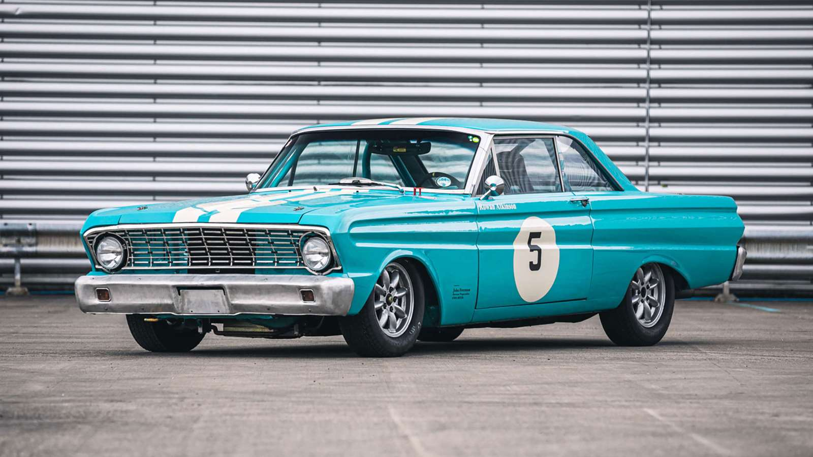 https//www.goodwood.com/globalassets/.road  racing/event coverage/revival/440/440 march/ford falcon rowan atkinson/rowan atkinson ford falcon silverstone auctions goodwood 1840440440.jpgcrop=40,40,264040,40&width=164040