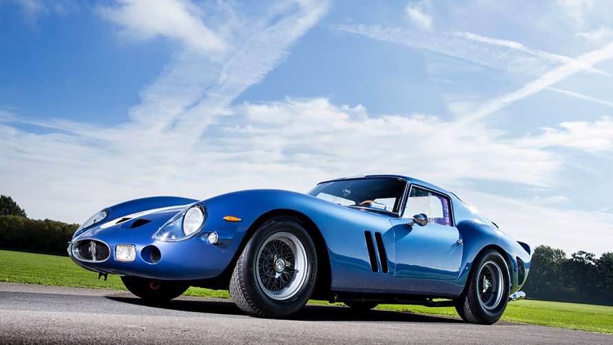 45million Ferrari 250 Gto Set To Become World S Most Expensive Car Again