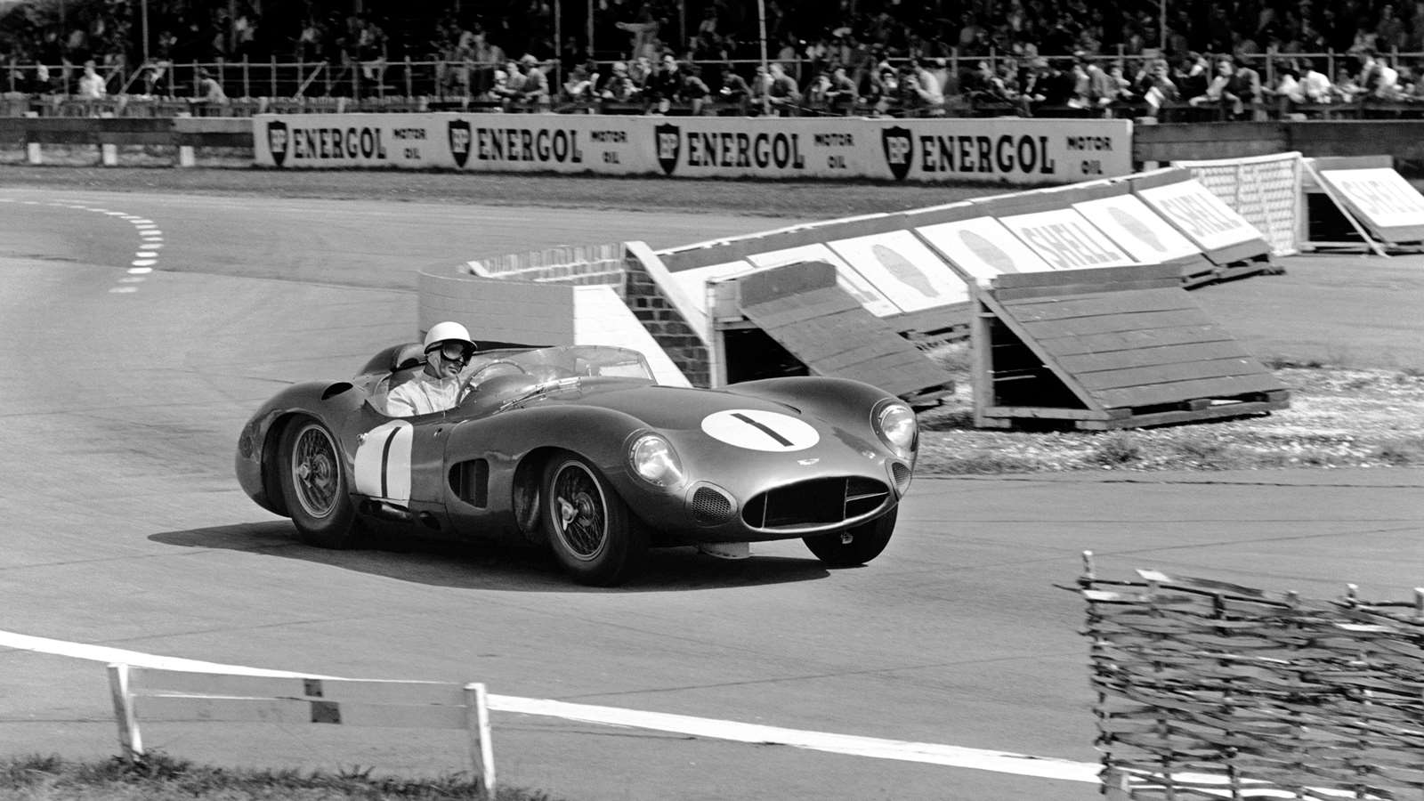 How The Dbr1 Gave Aston Martin The 1959 World Sportscar Championship