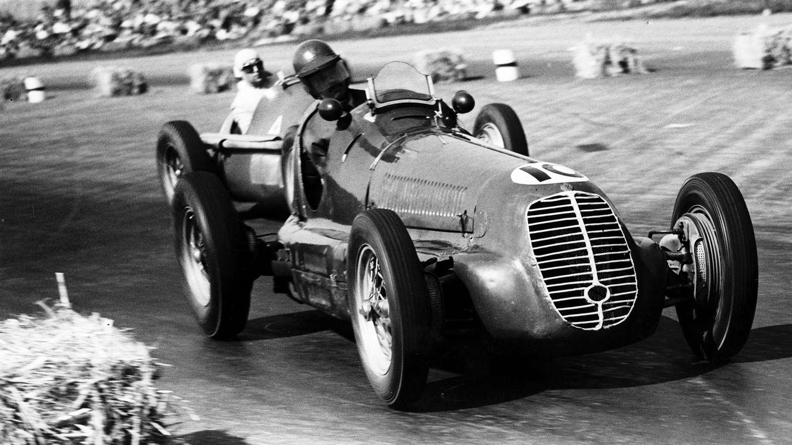 1950 British Grand Prix, the first Formula 1 race