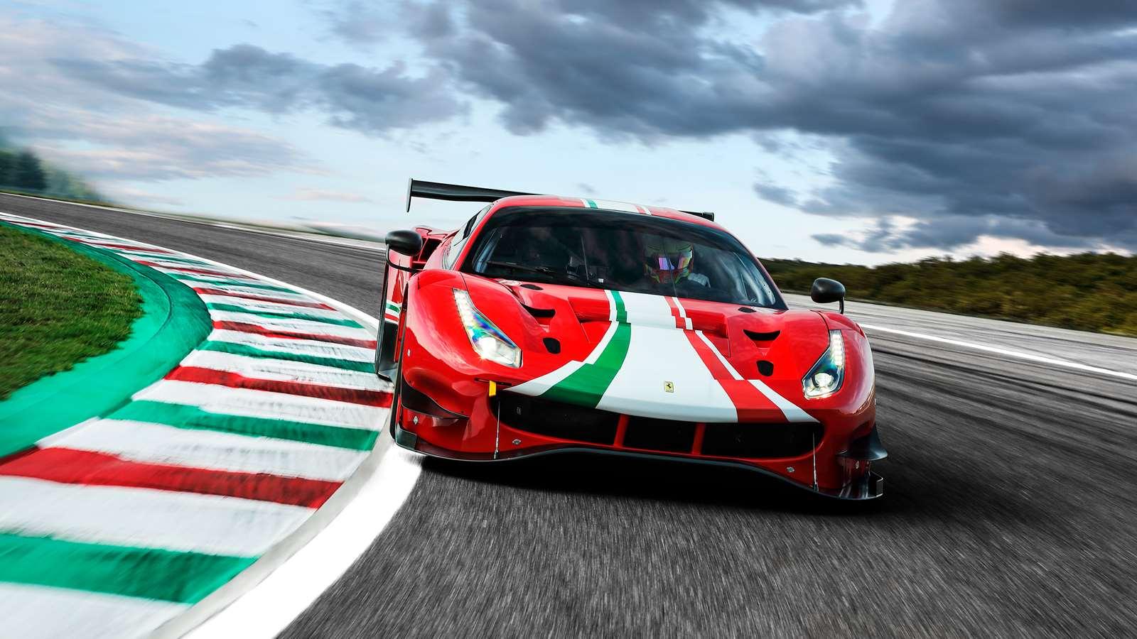 Ferrari 488 Gt3 Evo And 488 Challenge Evo Making Fast Faster