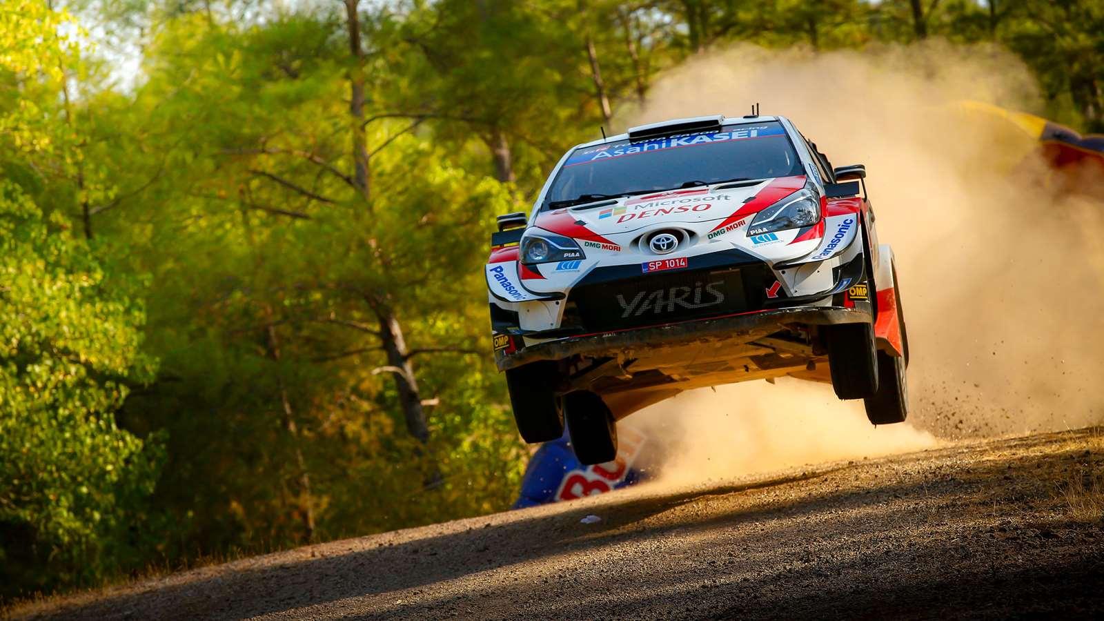 2021 WRC Calendar announced | GRR
