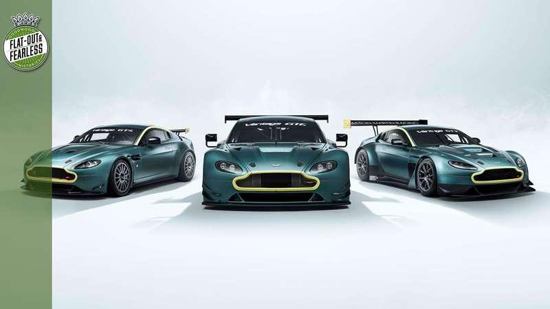 New Aston Racers Sold As Unique Set Grr