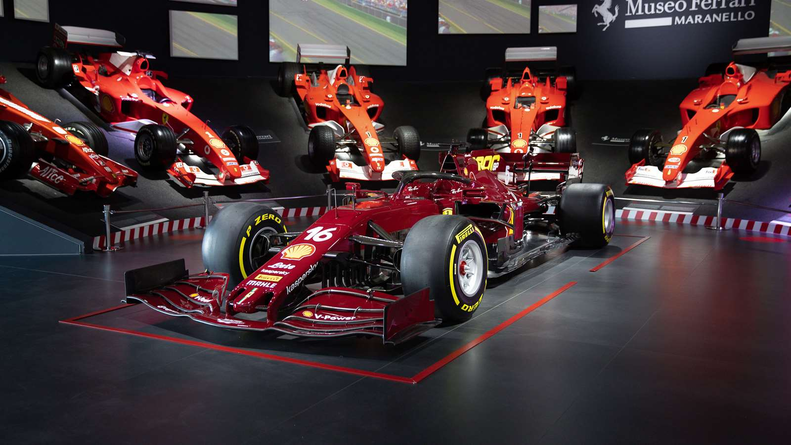 Ferrari Sf1000 Replica Sells For 1m Grr