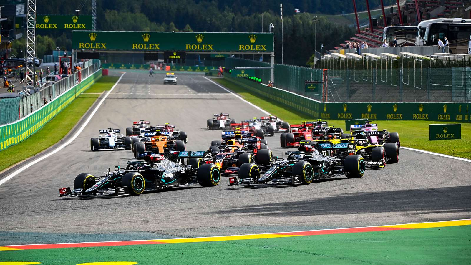 Updated: 2021 F1 Calendar – 23 race season proposed | GRR
