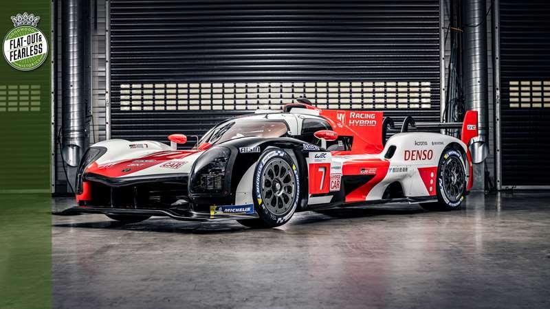 Toyota reveals 950PS Le Mans hypercar   GRR