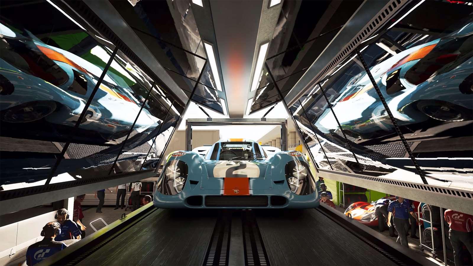 Gran Turismo 7 delayed to 2022   FOS Future Lab   GRR