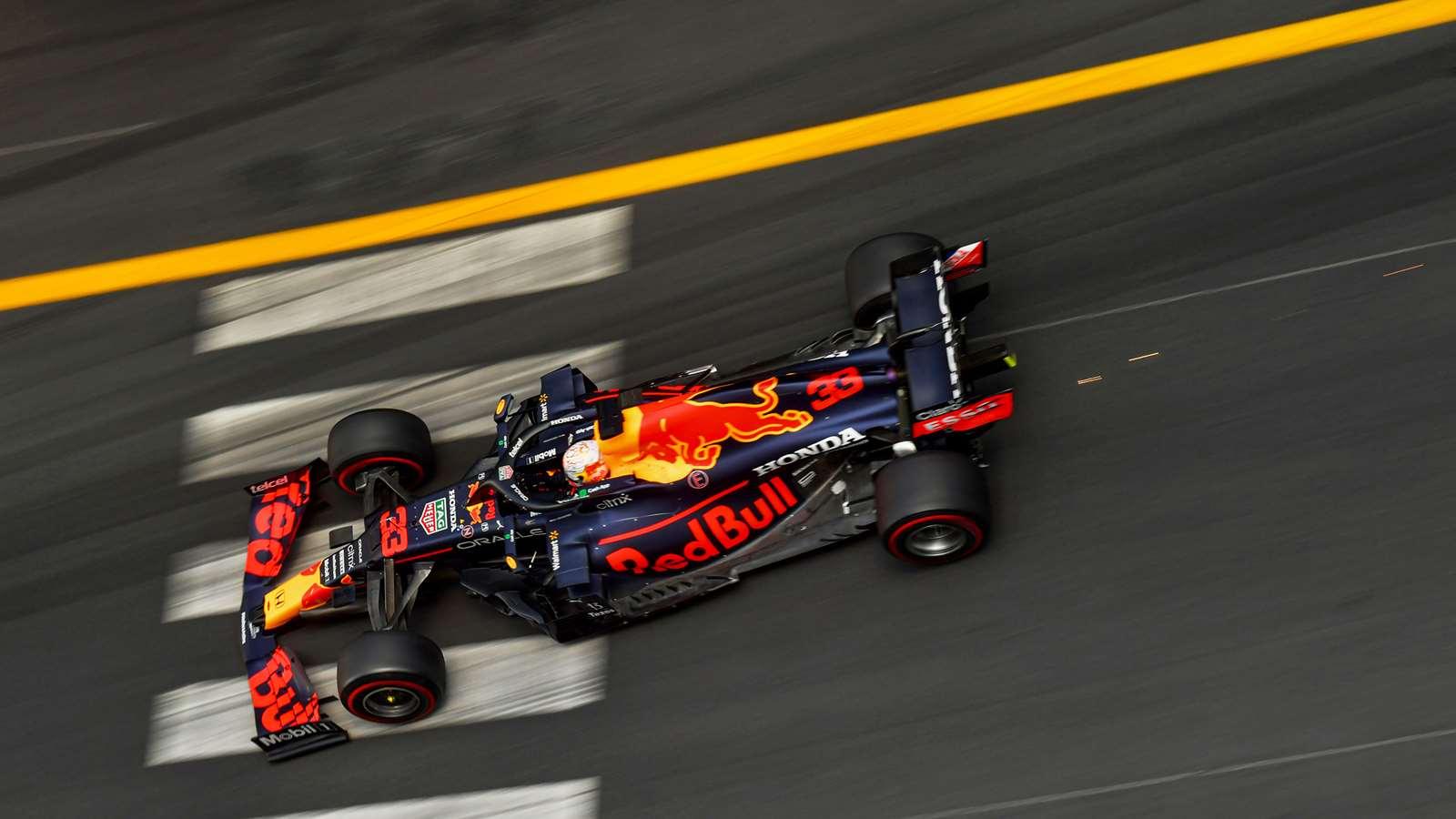 2021 Monaco Grand Prix, Max Verstappen, Red Bull