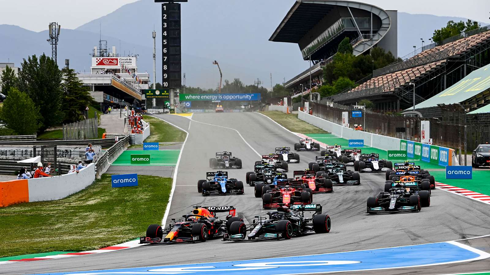 Updated 2021 F1 Calendar And Standings Turkish Gp Returns Grr