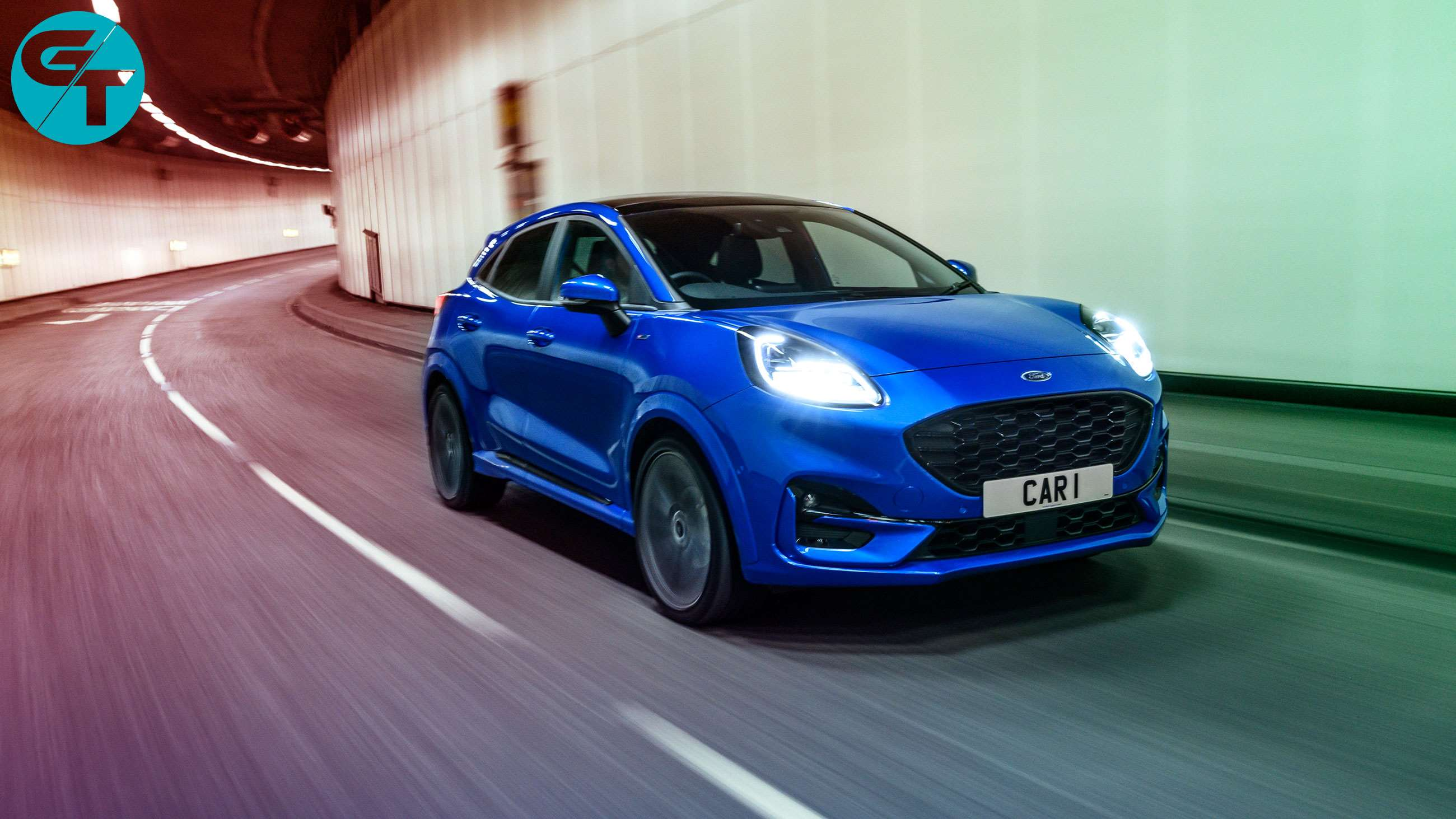 Goodwood Test: 2021 Ford Puma ST-Line X Review   GRR