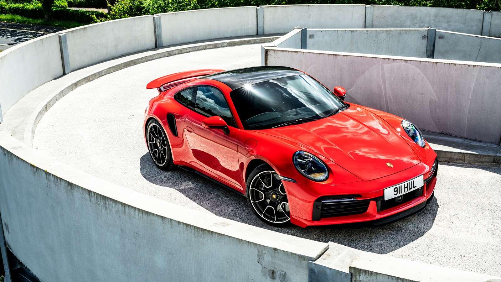 Review 2020 Porsche 911 Turbo S Grr
