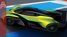 Aston Martin Isn T Going To Race The Valkyrie In The Le Mans Hypercar Class Grr