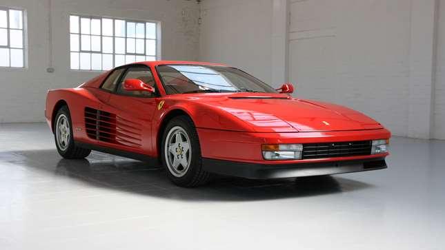 The 10 Best Ferraris Ever Made