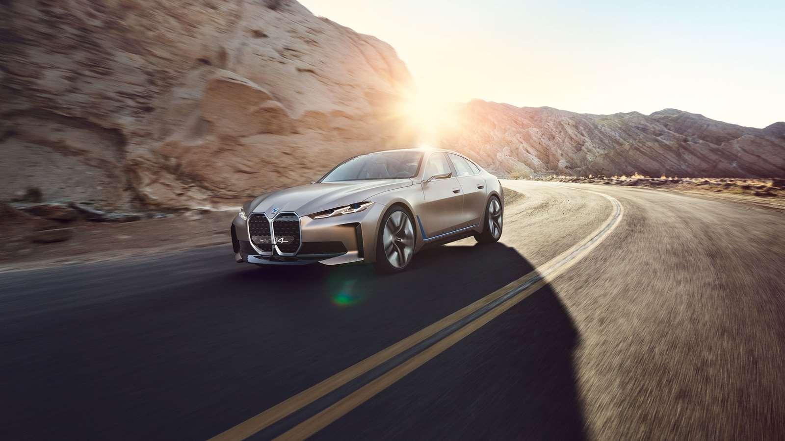 New BMW i4
