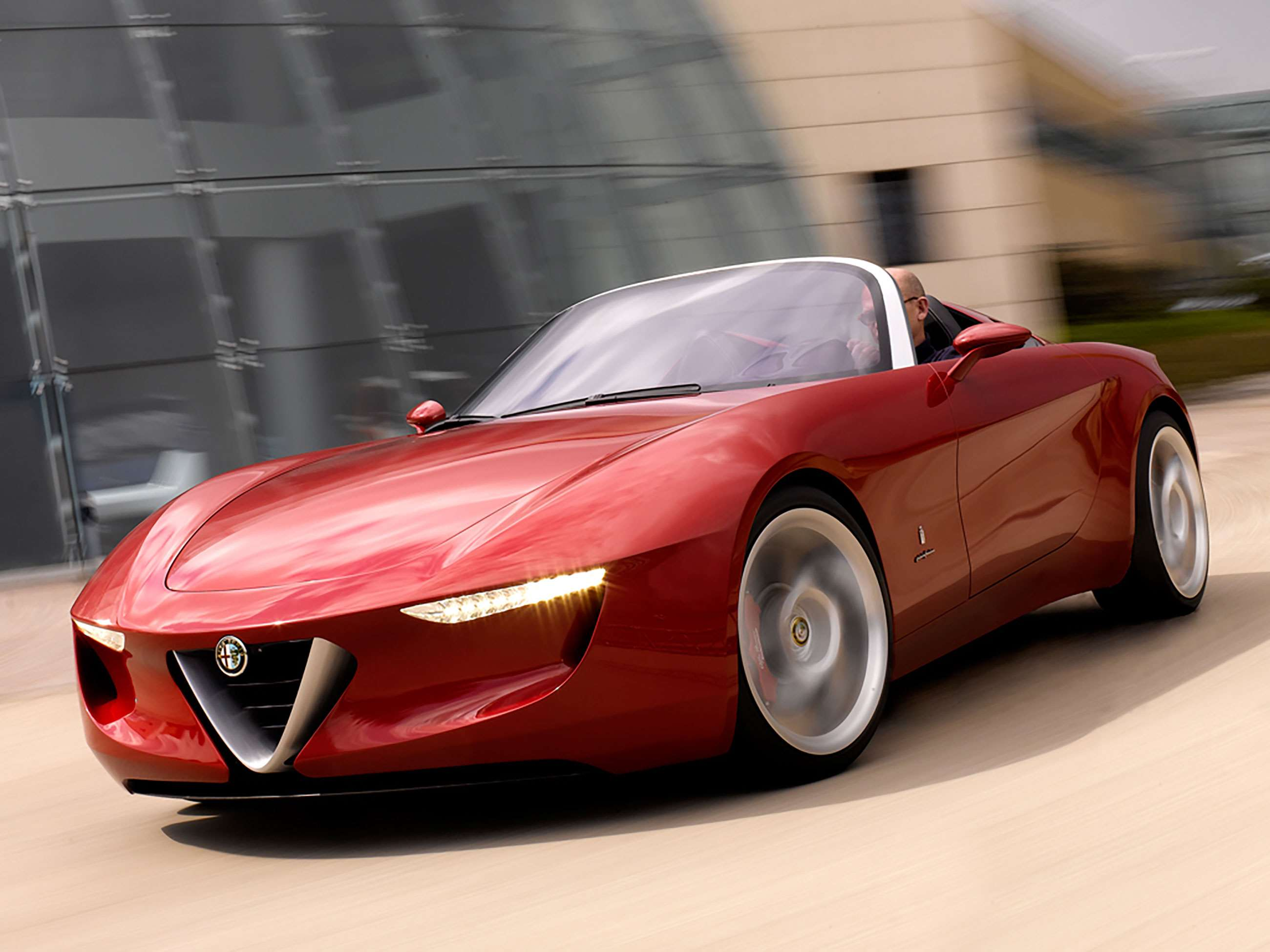 The Best Alfa Romeo Concept Cars Of All Time Grr