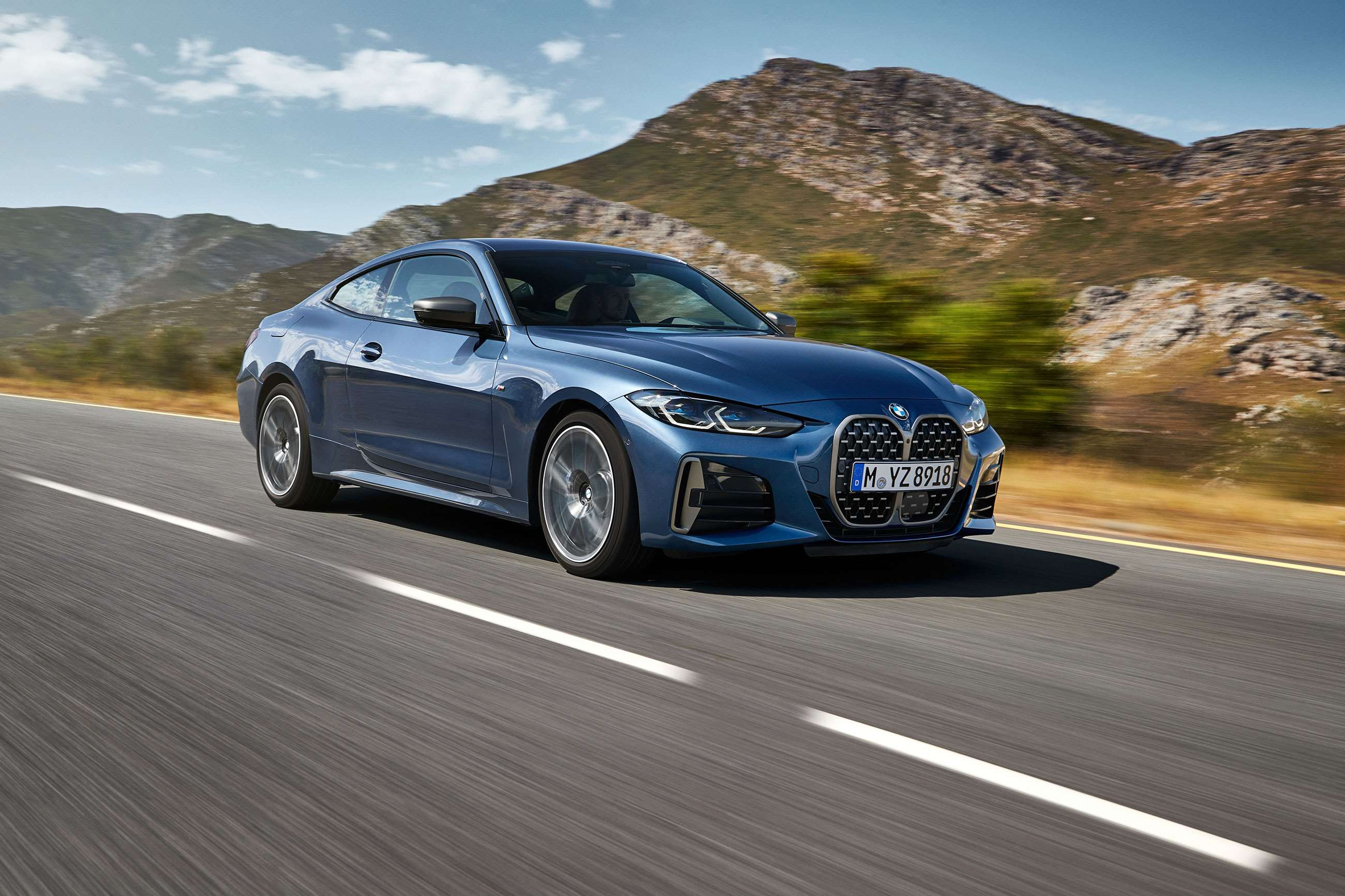 The New Bmw 4 Series Is Almost As Fast As The Outgoing M4 Grr