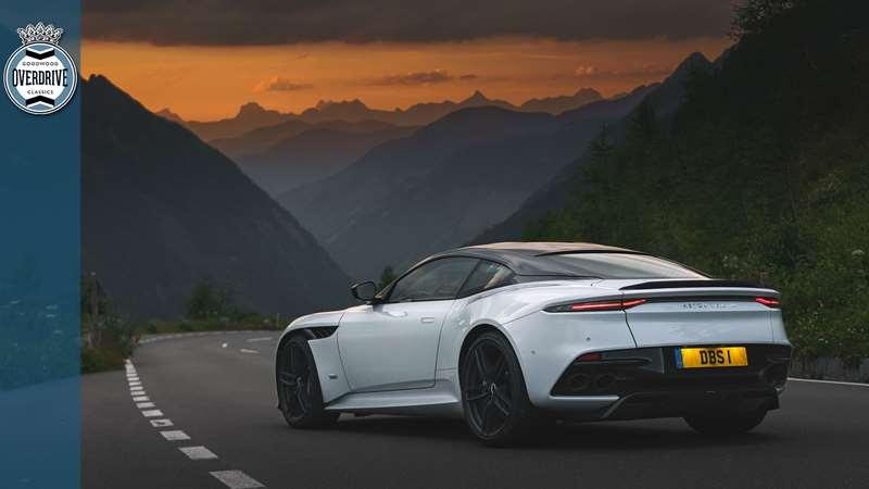 The Nine Best Aston Martin Road Cars Ever Grr