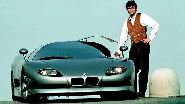 The Eight Best Bmw Concept Cars List Grr
