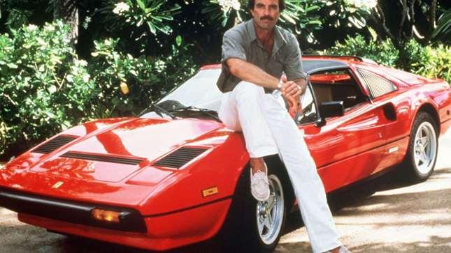 The Six Best Movie And Tv Ferraris List Grr