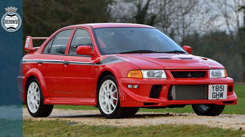 The Seven Best Mitsubishi Cars Ever Grr