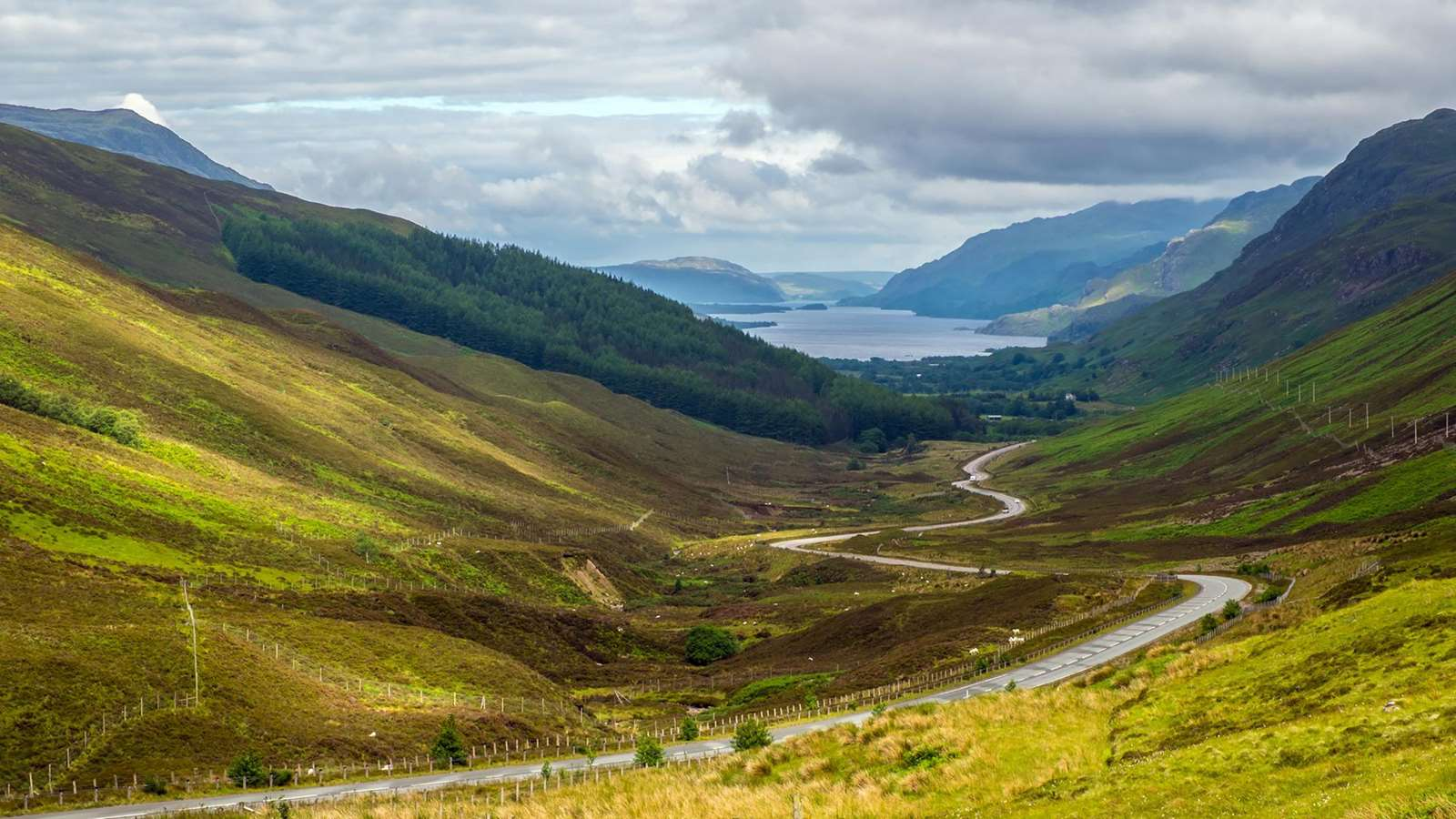 Scotland NC500 – best road trips to plan