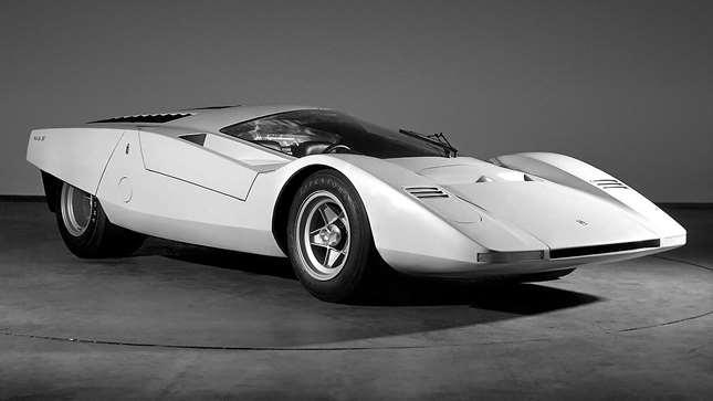 The Seven Best Ferrari Concept Cars List Grr