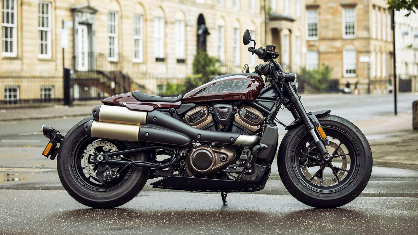 Harley‑davidson Reveals Revolutionary Sportster S