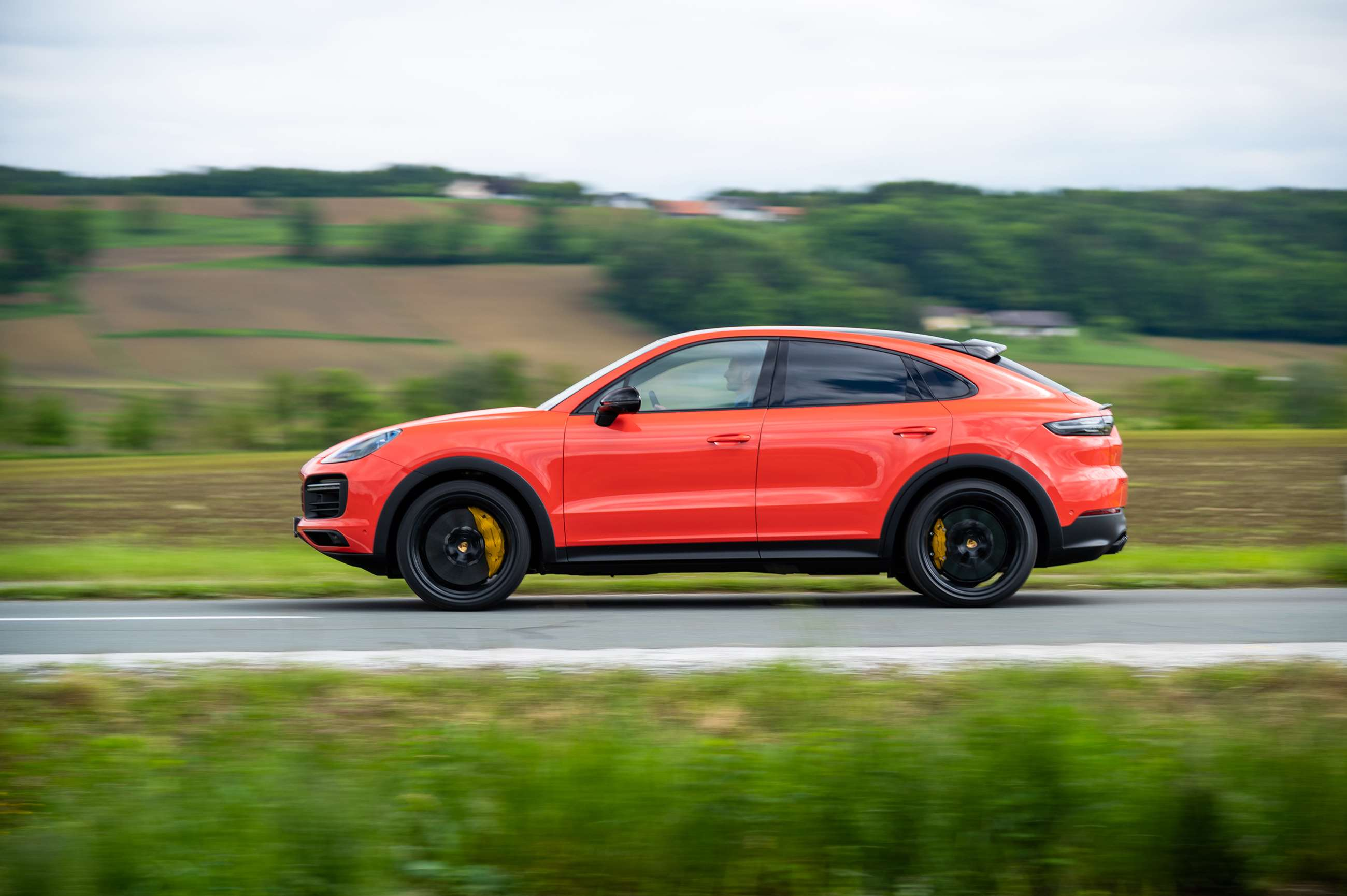 The Goodwood Test Porsche Cayenne Coupe Grr