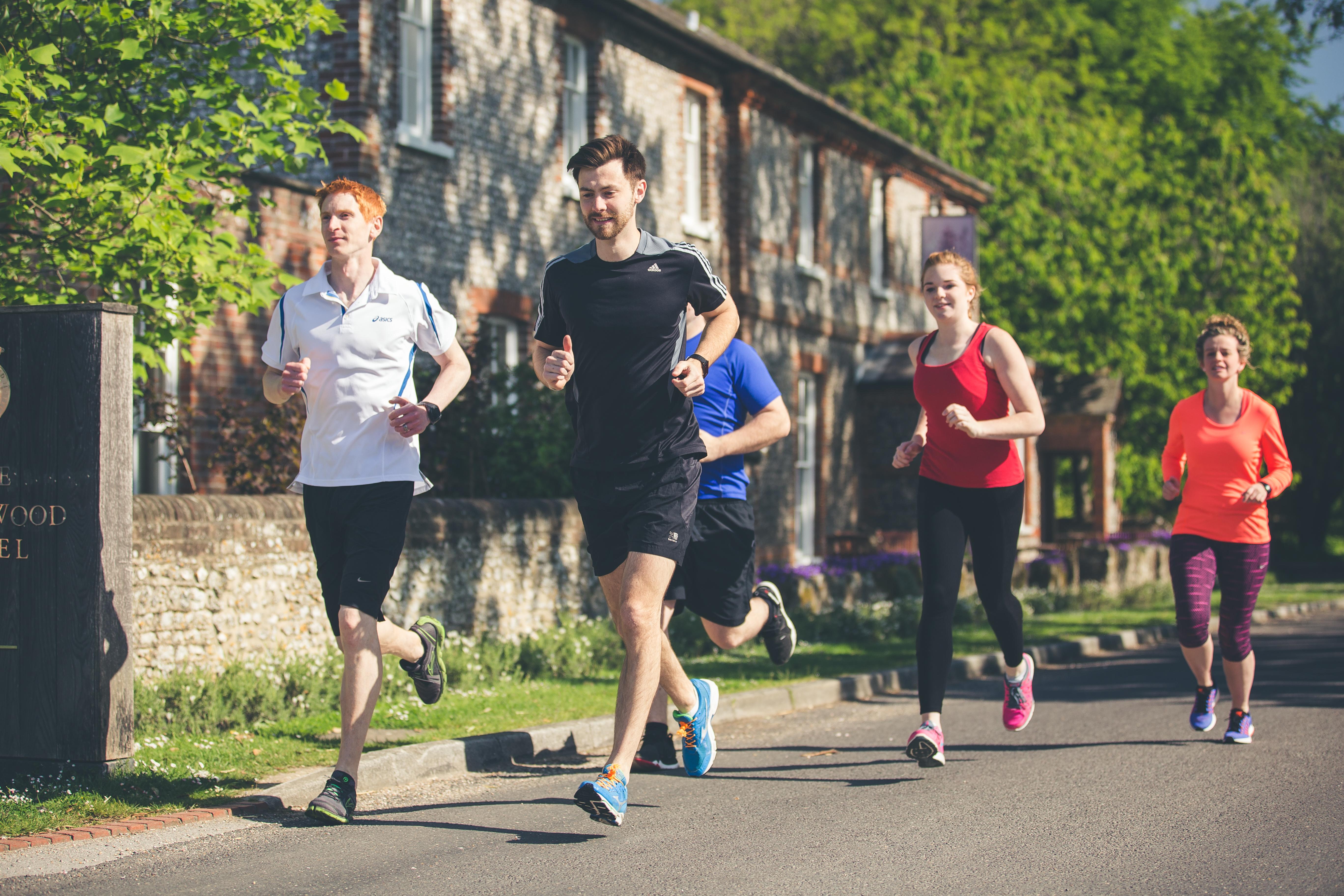 GO! Outdoors Running