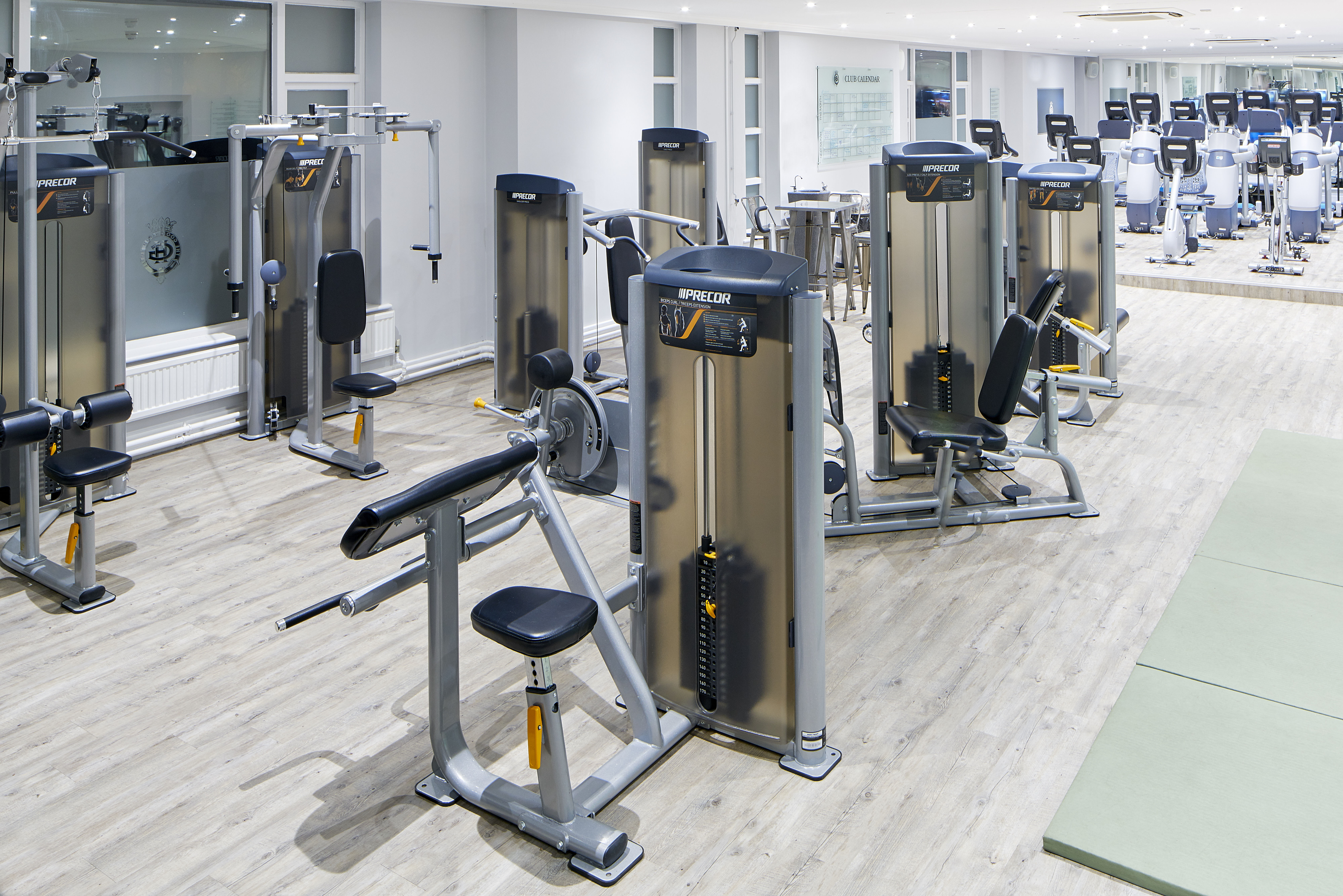 HC Gym Full length